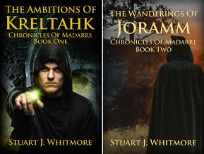 Chronicles of Madarre (2 Book Series)