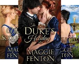 The Regency Romp Trilogy (3 Book Series)