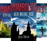 Kriminalhauptkommissar Humboldt (Reihe in 4 Bänden)
