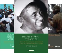 International Library of African Studies (29 Book Series)