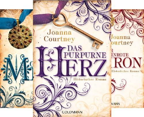 Die drei Königinnen Saga (Reihe in 3 Bänden)