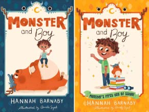 Monster and Boy (2 Book Series)