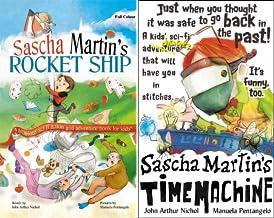 Sascha Martin (2 Book Series)