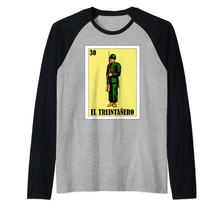 Amazon.com: Loteria Birthday Shirt - Regalo 30 - Spanish ...