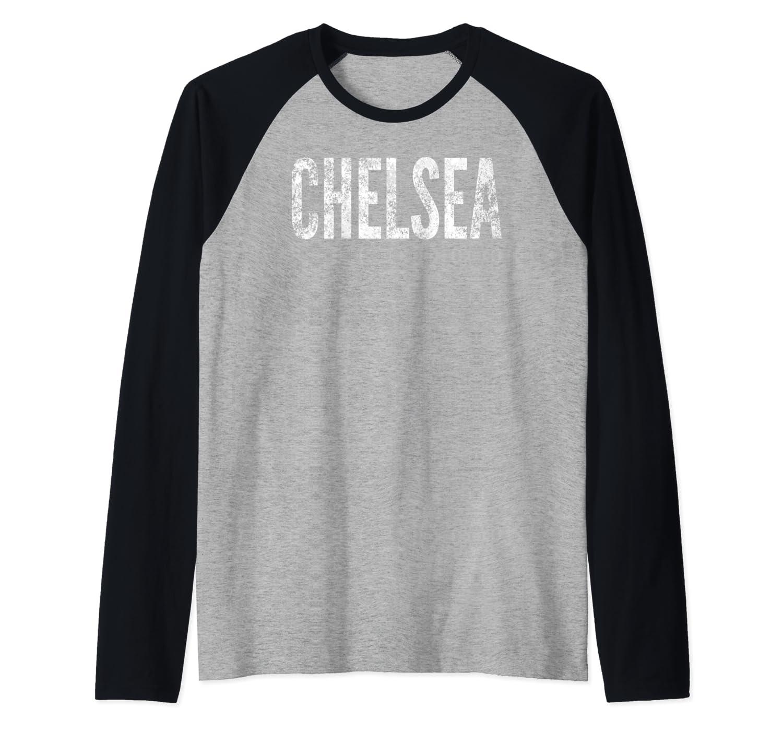 Chelsea New York City Baseball Shirts