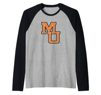 the best attitude 9c8eb 89812 Amazon.com: Mercer University Bears NCAA PPMEU02 Raglan ...