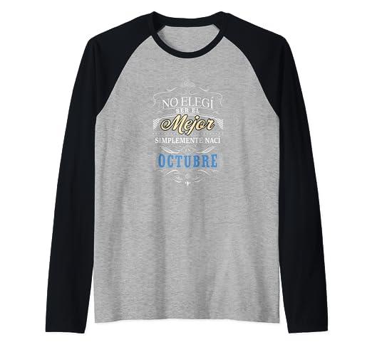 Amazon.com: Mens Camisa de Hombre Para Cumpleanos en Octubre ...