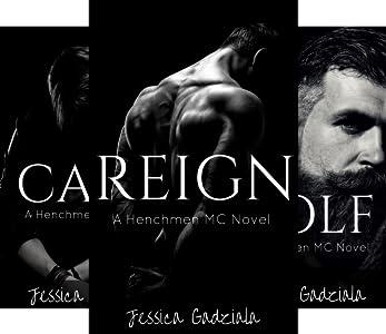 Jessica Gadziala The Henchmen MC Series [Books 1-3]