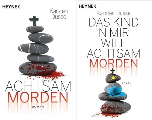 Achtsam morden-Reihe (Reihe in 2 Bänden)