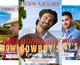 Billionaire Cowboys of True Love, Texas (3 Book Series)