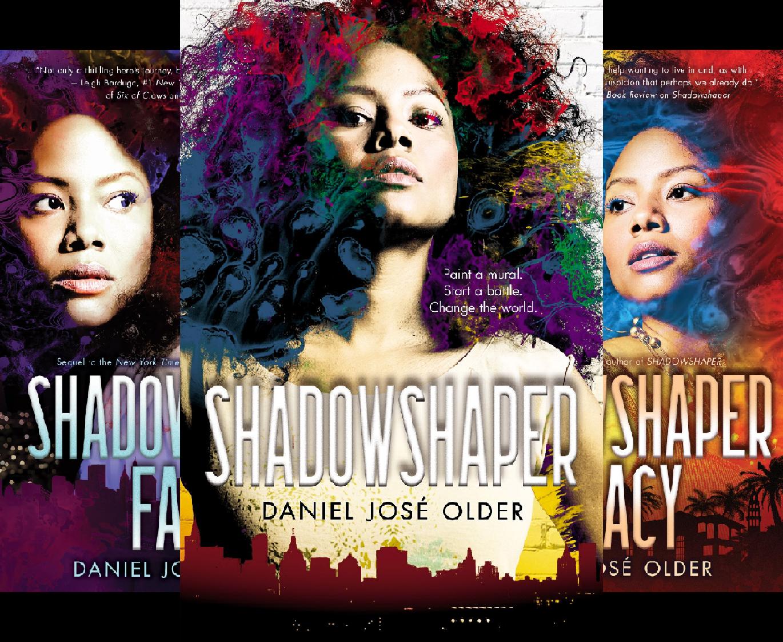 The Shadowshaper Cypher (3 Book Ser…