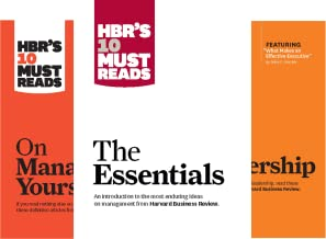 HBR's 10 Must Reads (50 Book Series)