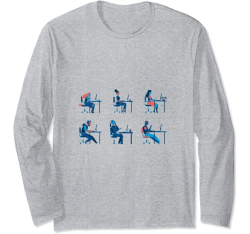 People In The Office Long Sleeve T Shirt
