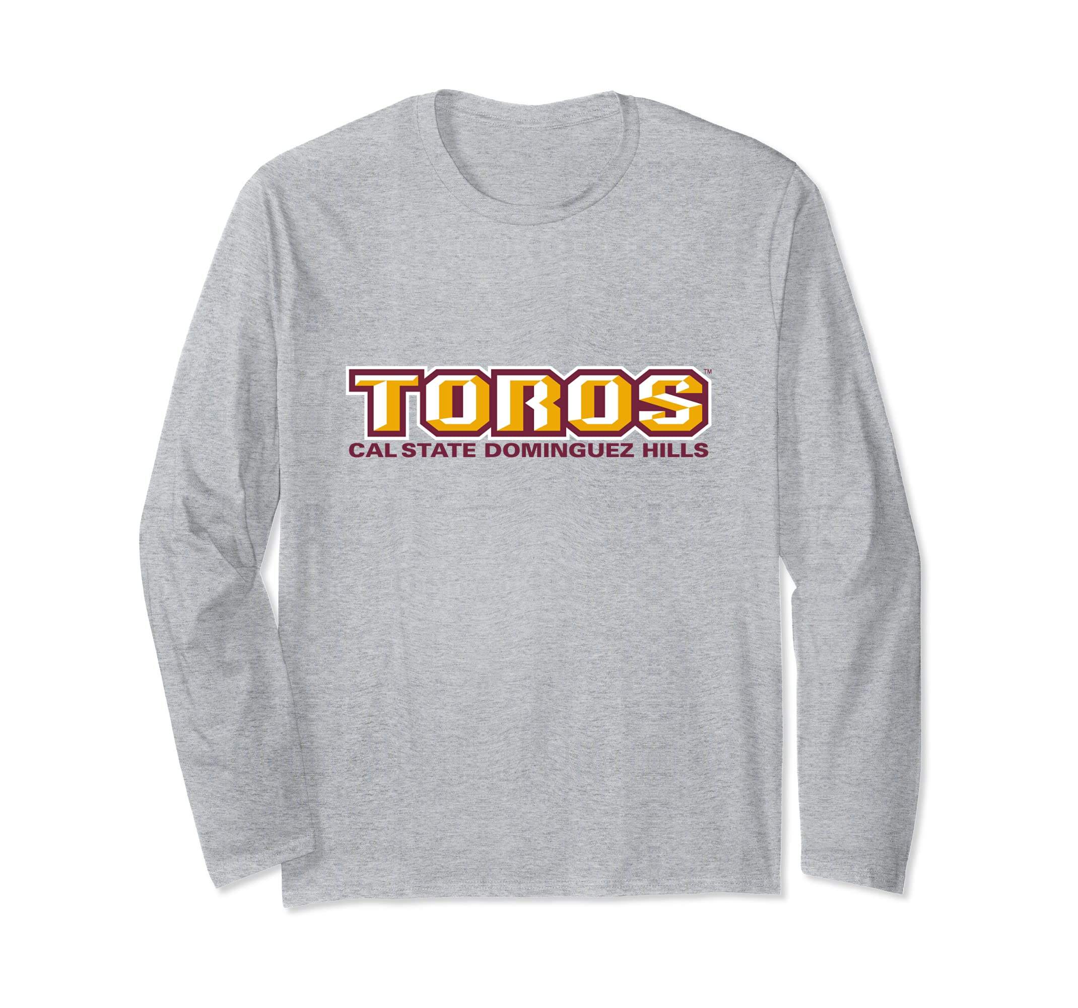 Cal State Dominguez HIlls Toros College Long Sleeve PPCSD06-Awarplus