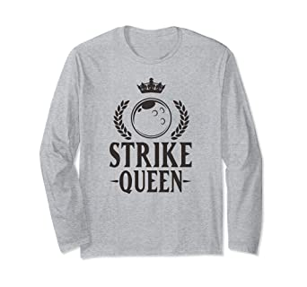 82a48ed9d Image Unavailable. Image not available for. Color: Strike Queen Bowling ...