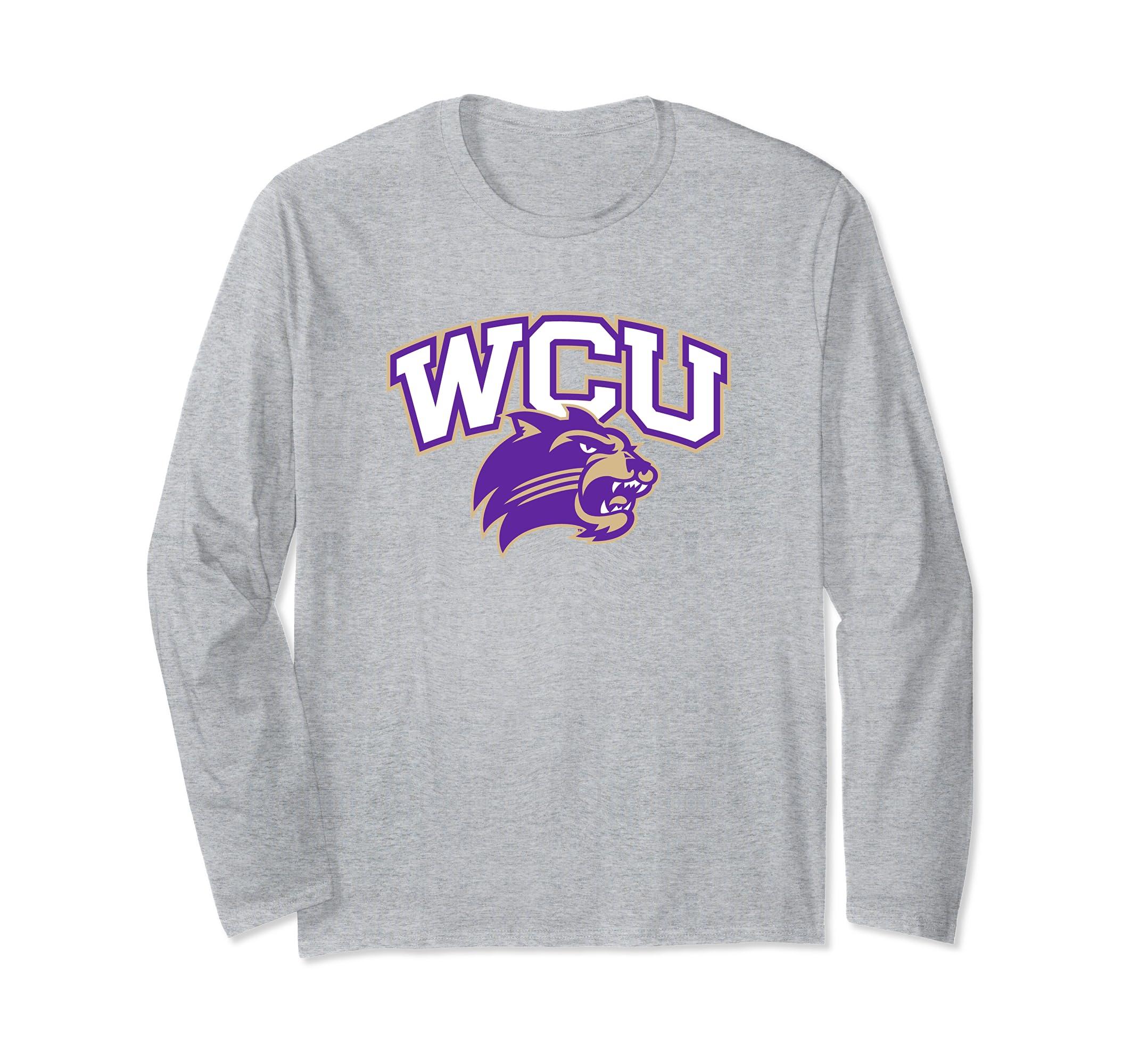 WCU Catamounts - NCAA Women's / Men's T-Shirt PPWCA045-fa