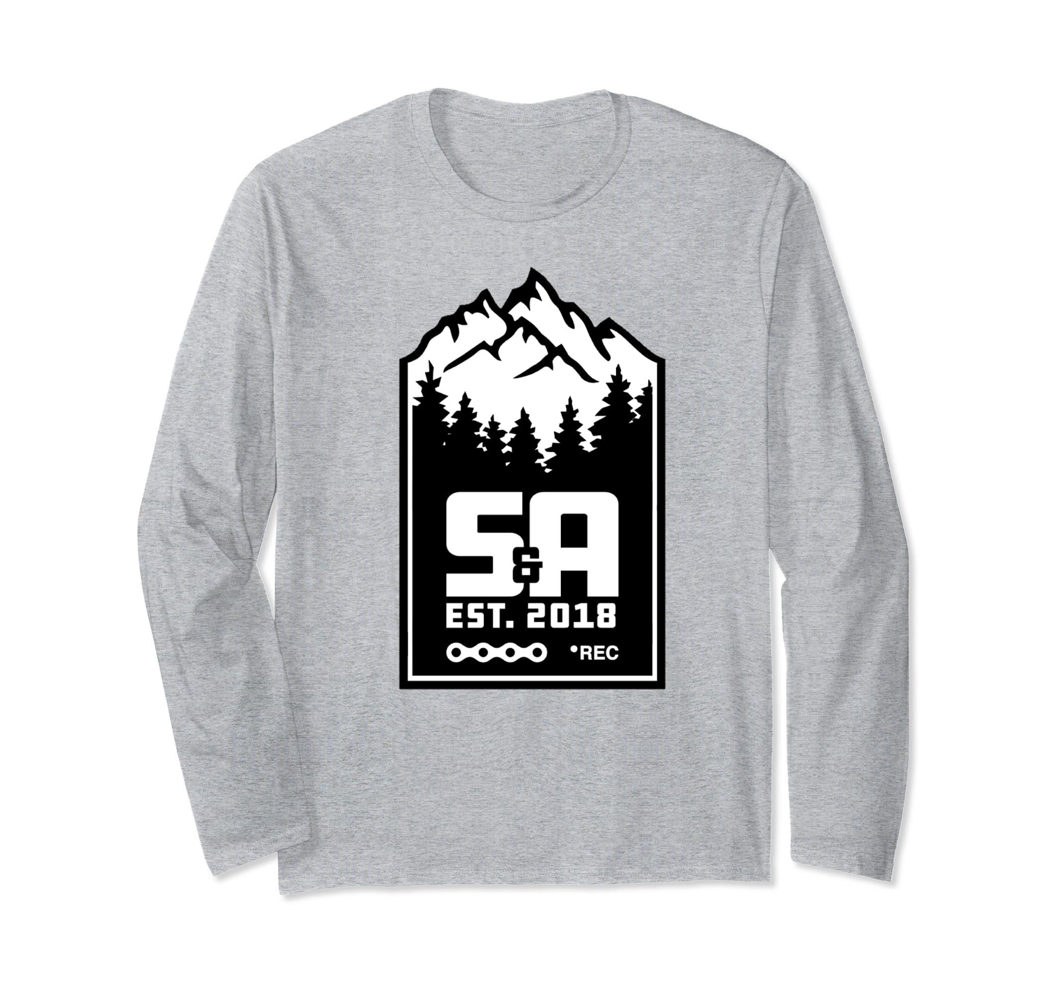 Adult Stephen and Amy Graham Fundraiser Longsleeve Shirt-ln