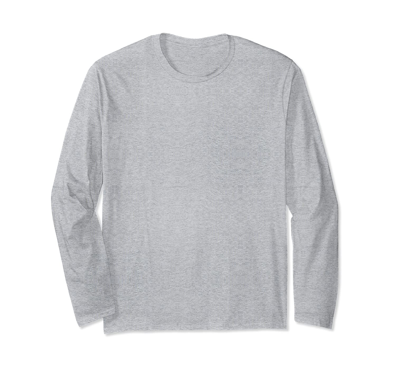 Trump 45 Greater Than 44 2nd Amendment Long Sleeve Shirt-Teechatpro