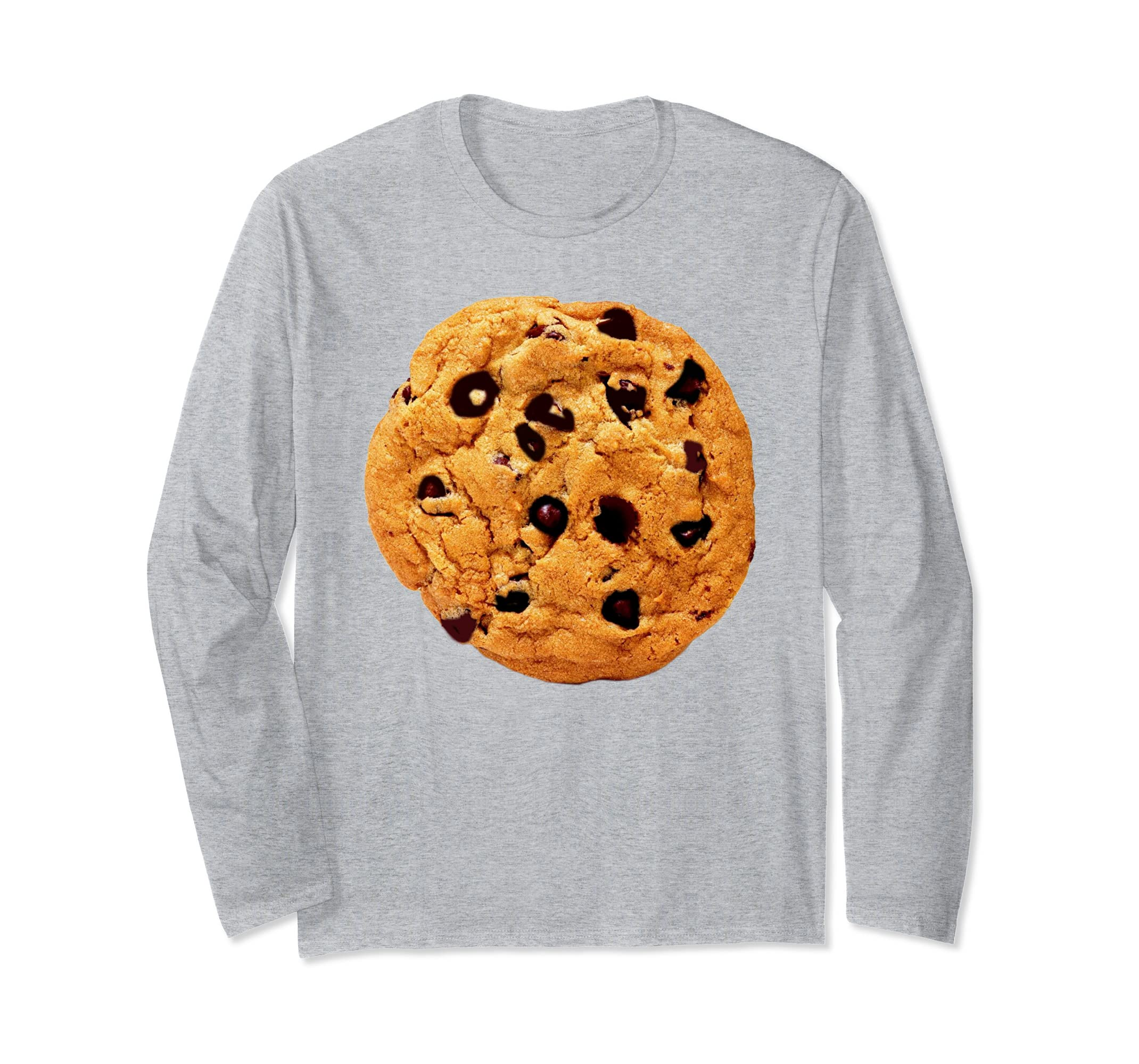 Chocolate Chip Cookie Costume Shirt Holiday Party Idea-ln