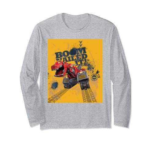 b84231faf Amazon.com: DreamWorks DinoTrux - Ty Rux Boom Nailed It Action Shirt:  Clothing