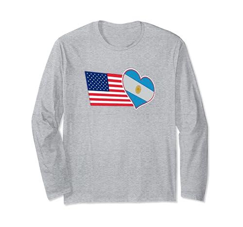 Amazon.com: Argentina T Shirt Spanish Teacher Latino Hispanic ARG: Clothing