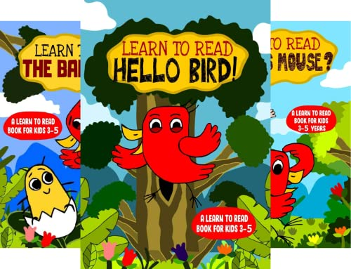Learn to Read Happy Bird (26 Book Series)