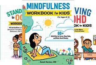 Health and Wellness Workbooks for Kids (3 Book Series)