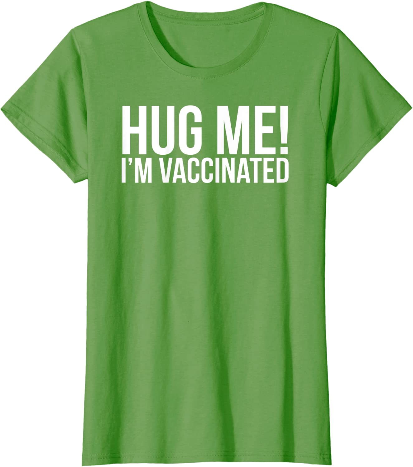 Hug Me I/'m Vaccinated Tshirt essential worker Tee, Gift for health care worker