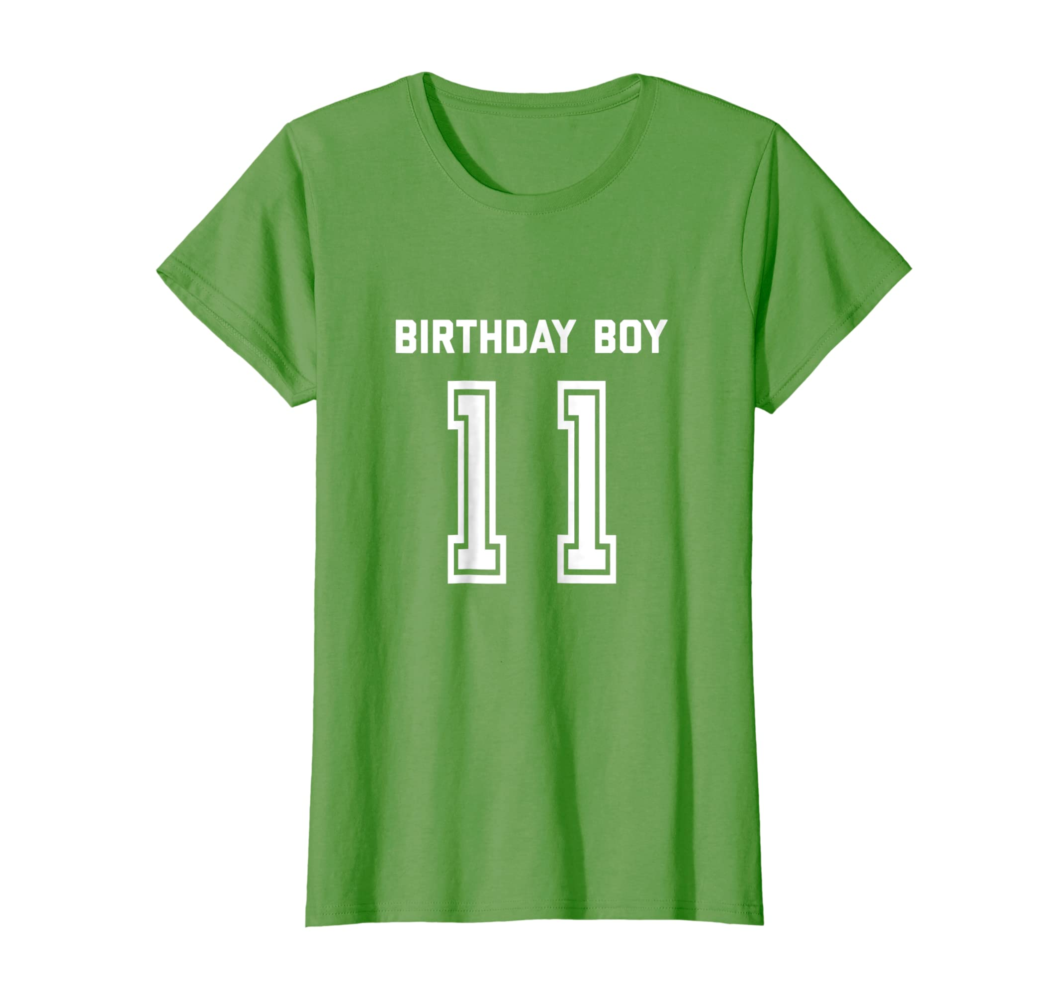 Amazon 11th Birthday Shirt Boys Gift Age 11 Year Old Boy Eleven Son Clothing