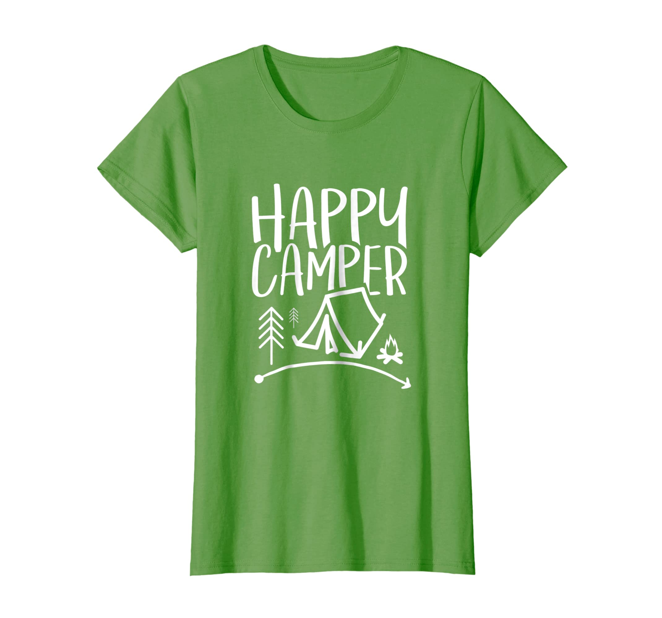 120800470871 Amazon.com  Happy Camper - Camping T-Shirt for Men