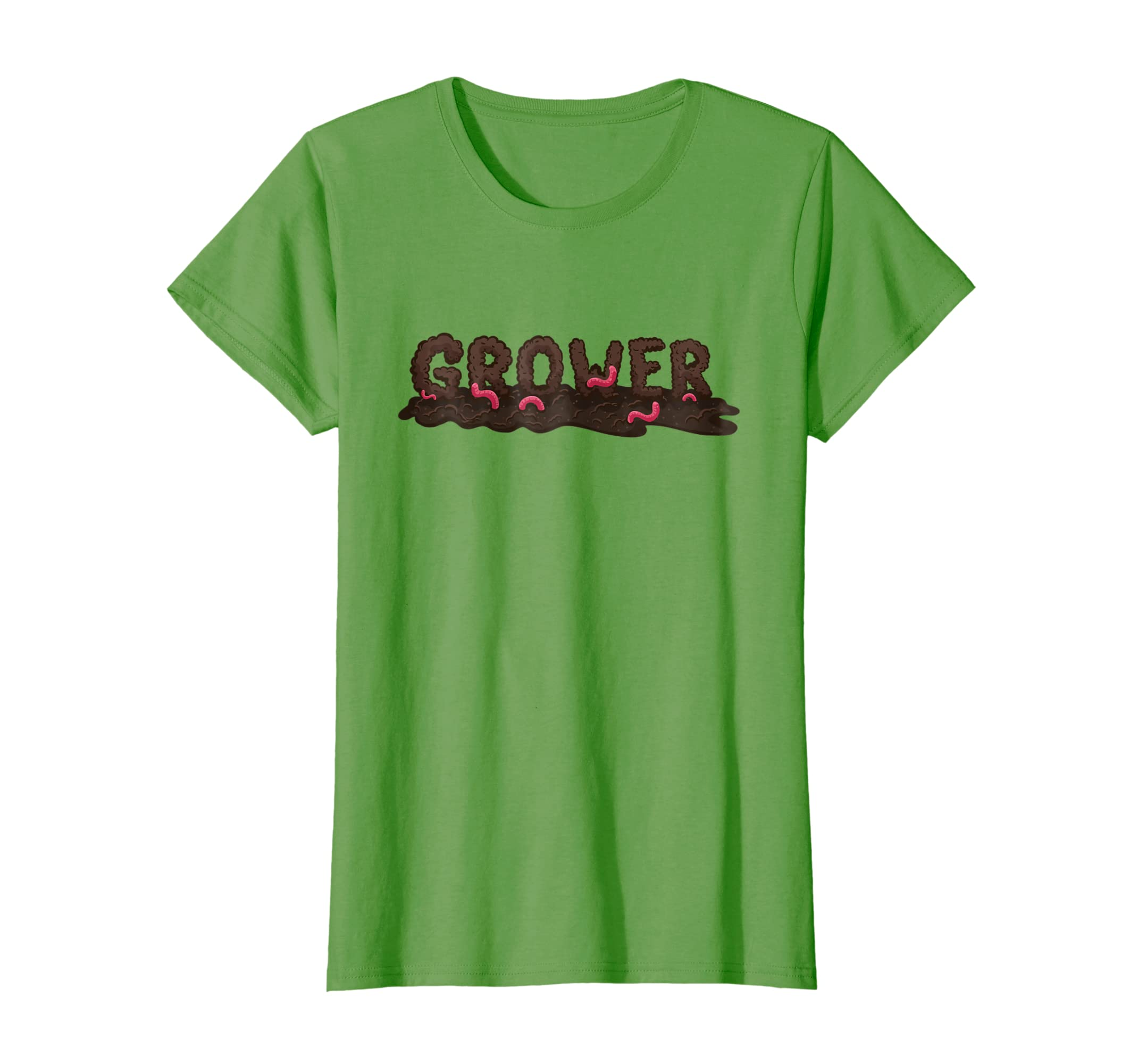 5cb11696 Amazon.com: Grower Gardener Gardening Funny T Shirt: Clothing