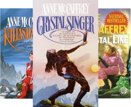 Crystal Singer Trilogy (3 Book Series)