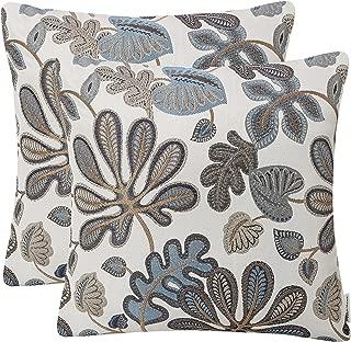 Best light blue and gray throw pillows Reviews