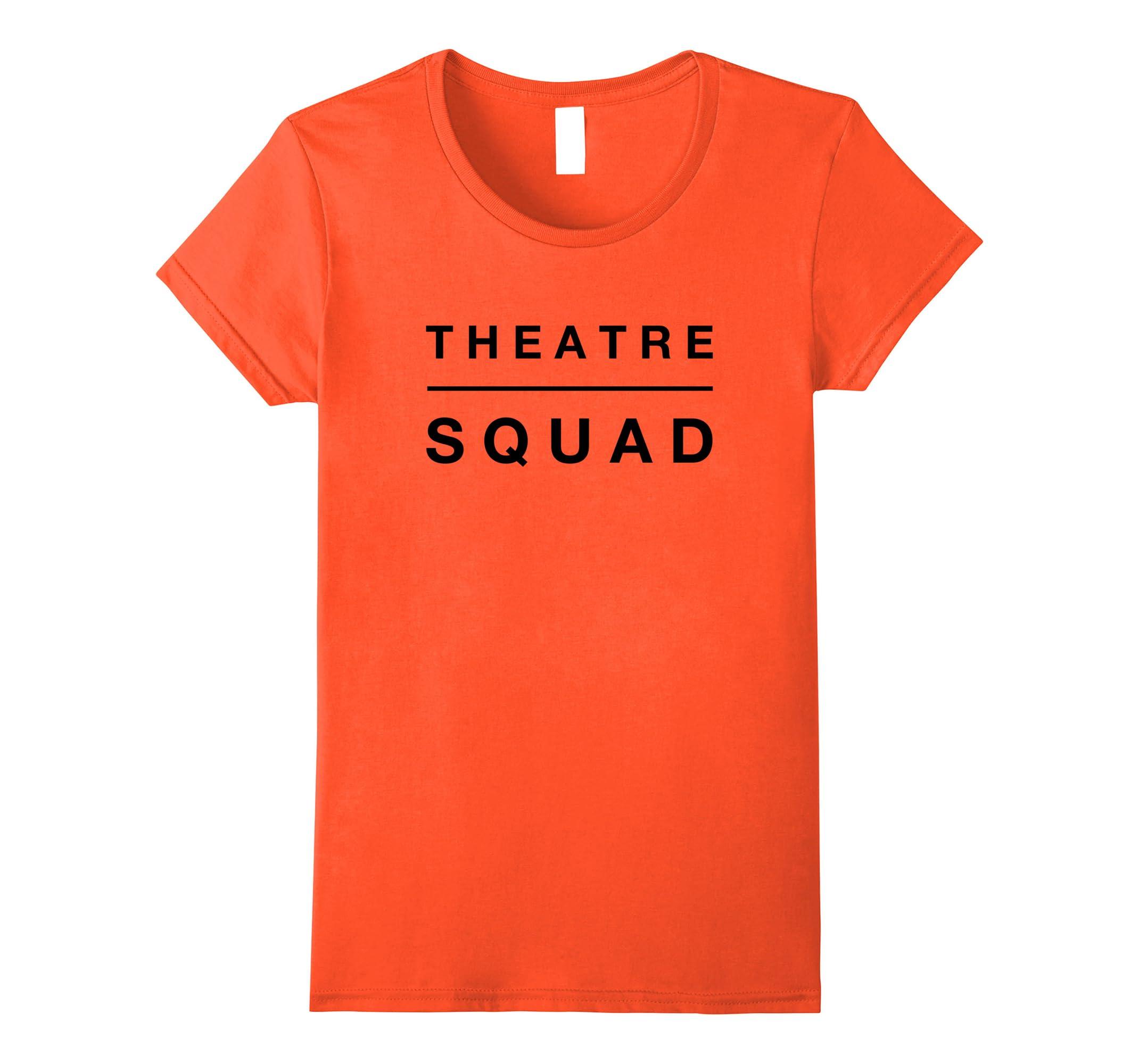 Theatre Squad Shirts Club Funny-Samdetee