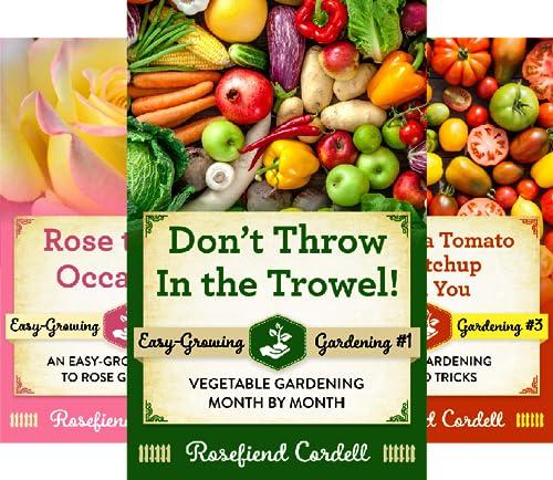 Easy-Growing Gardening (13 Book Series)