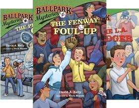 Ballpark Mysteries (16 Book Series)