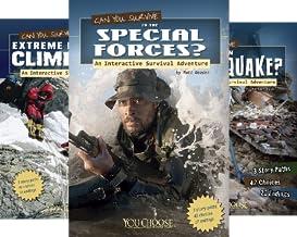 You Choose: Survival (8 Book Series)