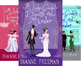 A Countess of Harleigh Mystery (4 Book Series)
