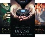 Die Legenden von Attolia (Reihe in 4 Bänden)