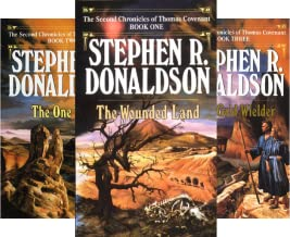 The Second Chronicles: Thomas Covenant the Unbeliever (3 Book Series)