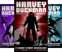 Harvey Duckman Presents (7 Book Series)