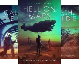 Reality Bleed (8 Book Series)