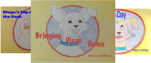 Diego the Chihuahua Series (8 Book Series)