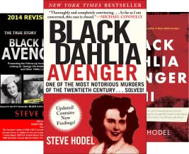 Black Dahlia Avenger (3 Book Series)