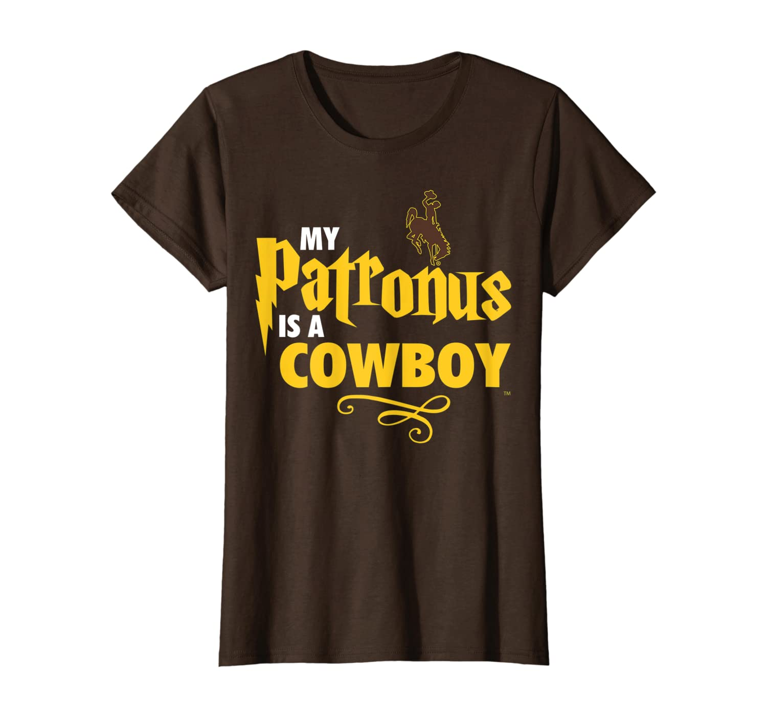 Wyoming Cowboys My Patronus T-Shirt – Apparel