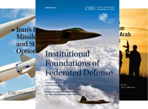 CSIS Reports (51-100) (50 Book Series)
