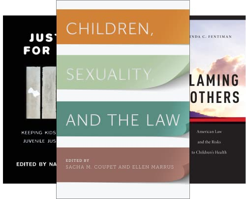 Families, Law, and Society (14 Book Series)