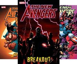 New Avengers (2004-2010) (13 Book Series)