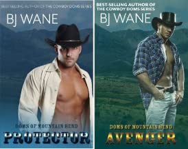 Doms of Mountain Bend (2 Book Series)