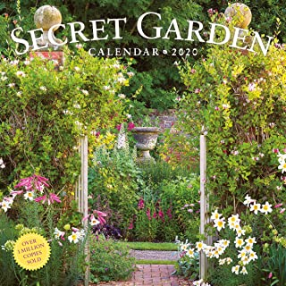 The Secret Garden Wall Calendar 2020 [12